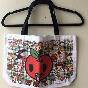 Colourful Tokidoki casual handbag